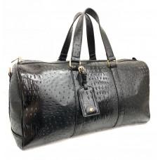 8060 Fashion Ostrich Duffel Bag